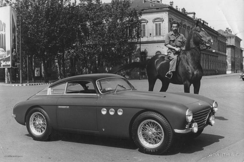 Ötven évvel ezelőtti Michelotti-zsenialitás: Abarth 205A Berlinetta Vignale